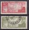 Sowjetunion Mi. Nr. 410 - 411 o  Polarjahr 1932