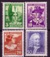 Schweiz Mi. Nr. 281 - 284 Pro Juventute 1934 **
