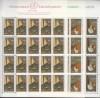Liechtenstein Kleinbogen Mi. Nr. 957 - 959 **  Der Brief