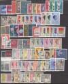 Luxemburg Jahrgänge 1958 - 1961 ** komplett  ( S 2140 )