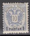 Österreichische Post in der Lavante Mi. Nr. 17 **