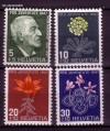Schweiz Mi. Nr. 488 - 491 Pro Juventute 1947 **