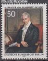 Berlin 1969 Mi. Nr. 346 ** Freiherr von Humboldt