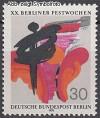 Berlin 1970 Mi. Nr. 372 ** Berliner Festwochen