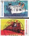 Bund Mi. Nr. 2807 - 2808 sk Gem�lde Lindenberg o