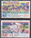 Berlin 1987 Mi. Nr. 777 - 778 o Sporthilfe
