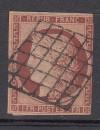 Frankreich Mi. Nr. 7 o Freimarken Ceres 1 Fr gepr�ft