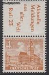 Zusammendruck Berliner Bauten 1949 Zd - Mi. S 7 **