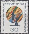 Berlin 1971 Mi. Nr. 416 ** 100 Jahre Materialpr�fung