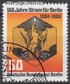 Berlin 1984 Mi. Nr. 720 o Strom f�r Berlin