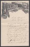RaritätTriberg 5-fach-Lithovordruck von 1891 (76)