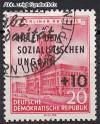 DDR Mi. Nr. 557 o Hilfe für Ungarn