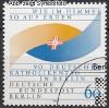 Berlin 1990 Mi. Nr. 873 o Katholikentag