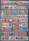 Super Lot Schweiz kompletter Ausgaben 1936 - 1963 ** ( S 922 )