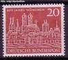 Bund Mi. Nr. 289 ** 800 Jahre München