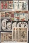 Lot 20 Stück verschiedenes Serien Notgeld ( 82 )