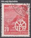 DDR Mi. Nr. 527 o 10 Jahre VEB
