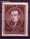 Österreich Mi. Nr. 942 Vater Johann Strauß 1949 o