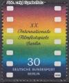 Berlin 1970 Mi. Nr. 358 ** Filmfestspiele
