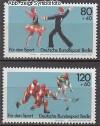Berlin 1983 Mi. Nr. 698 - 699 ** Sportereignisse