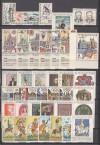 Tschechoslowakei Sch�nes Lot kompletter ** Ausgaben 1967 - 1973 ( S 1002 )