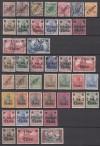 Deutsche Post China Lot * und o Ausgaben  (  S 1851 )