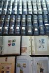Tolle komplette Ersttagsblätter Sammlung Bund 1975 - 2016 in 22 Alben