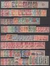 Freie Stadt Danzig Lot kompletter *  Ausgaben hoher KW ( S 2103 )