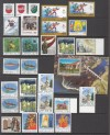Lettland Jahrgang 2002 ** überkomplett   ( s 2167 )
