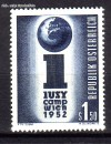 �sterreich Mi. Nr. 974 Gro�lager der IUSY 1952 **
