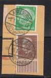 DR Mi. Nr. 420 W o Walzendruck auf Briefst�ck