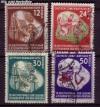 DDR Mi. Nr. 289 - 292 o Weltfestspiele