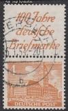 Zusammendruck Berliner Bauten 1949 Zd - Mi. S 2 o