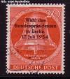 Berlin 1954 Mi. Nr. 118 o Wahl Bundespr�sidenten