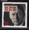 Bund Mi. Nr. 2927 Axel Springer 100. Geburtstag **