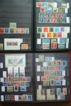 Luxussammlung Lichtenstein 1945 - 1977 ** kpl.