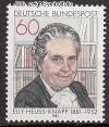 Bund Mi. Nr. 1082 ** Elly Heuss-Knapp