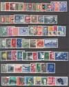 Schweiz Superlot komplette Ausgaben 1919 - 1958 ** ( S 2262 )