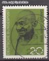 Bund Mi. Nr. 608 o Mahatma Gandhi