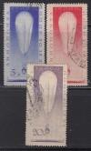 Sowjetunion Mi. Nr. 453 - 455 o  Stratosph�renflug 1933