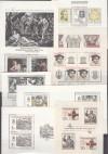 Tschechoslawakei Lot Block Ausgaben ** 8 verschiedene  ( S 1565 )