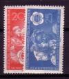 DDR Mi. Nr. 705 - 706 ** Weltfestspiele