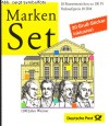 Bund Markenheftchen 38 ** mit Heftchenblatt 42 Weimar