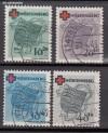 Franz. Zone W�rttemberg Mi. Nr. 40 - 43 A o Rotes Kreuz
