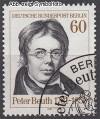 Berlin 1981 Mi. Nr. 654 o Peter Ch. W. Beuth