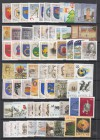 Litauen Superlot kompletter ** Ausgaben 2000 - 2004  ( S 1707 )
