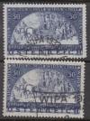 Österreich Mi. Nr. 555 - 556 o SStpl. WIPA 1933