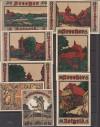 Notgeld 1921  Preetz Stadtansichten   (  77 )